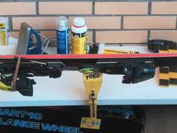 Профессиональный сервис и ремонт горных лыж и сноубордов в Киеве (на SWIX и Tоko)