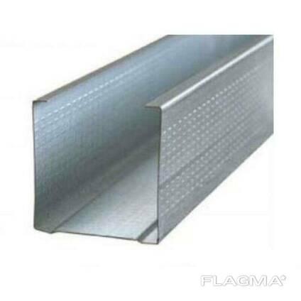 Профиль для гипсокартона UD 28/4м к 0,55мм 4