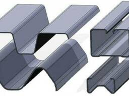 Профиль гнутый металлический