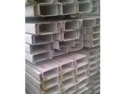 Профили гнутые С-образные равнополочные сталь1-3, 09Г2, 09Г2Д