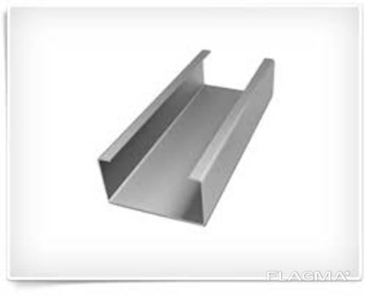 Профиль оцинкованный U 32*150*32 -2 мм Купить, лучшая цена, доставка.