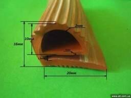 Профиль силиконовый термостойкий