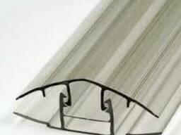 Профиль соединительный разъемный ПСРБ (база 16мм)