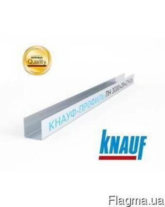 Профиль UD 27 KNAUF 0,6 мм 3 м (16шт/уп)
