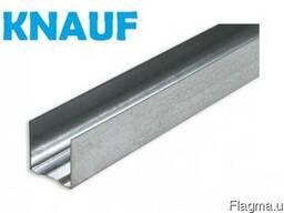 Профиль UD 27 KNAUF 0,6 мм 3 м