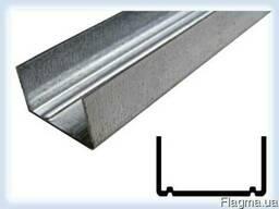 Профиль UD, длина 3 м, толщина 0,4 мм