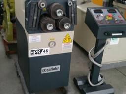 Профилегибочный гидравлический станок HPK-40 Турция, Sahinler
