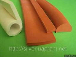 Профили из силиконовой резины