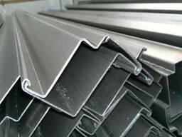Профиль стальной гнутый С-образный равнополочный ГОСТ 8282