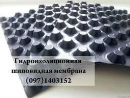 Профилированная шиповидная мембрана Террапласт 0,55
