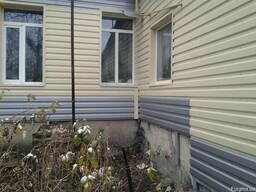 Утепление и облицовка стен в Донецке.