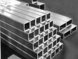 Профільна алюмінієва Труба квадратна ПАА-1168 30х30х1. 5 / б.