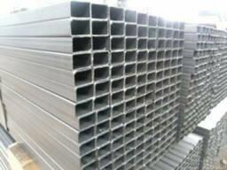 Алюминиевая труба прямоугольная 20x10x1, Анод, купить