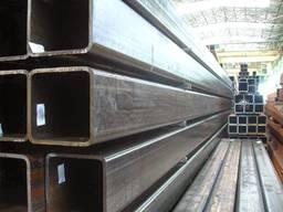 Труба профильная сталь S355J2H ( 17ГС, 17Г1С ) купить