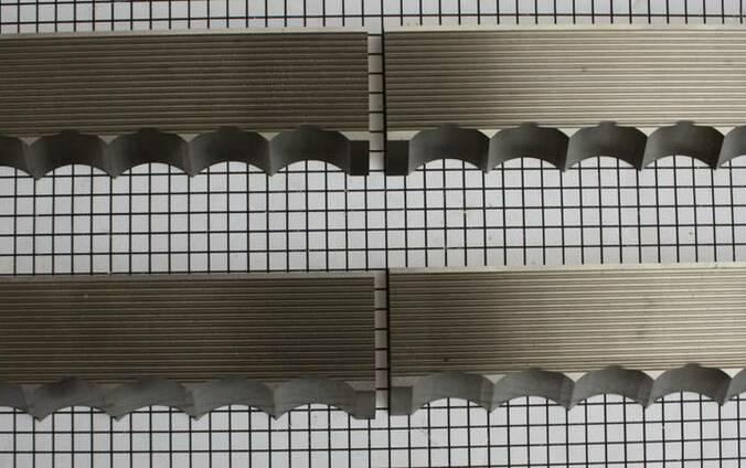 Профильные ножи Iberus 52.52126.05