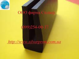 Резиновый уплотнитель 2 мм