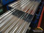 Профлист оцинкованный, профнастил цинк, метал бу - фото 8