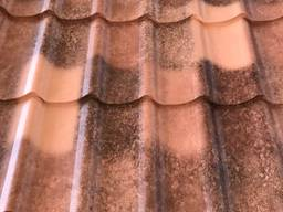 Профнастил на забор, Металлопрофиль на крышу.