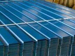 Профнастил ПС-44 0,45мм полимерное покрытие