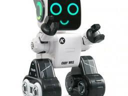 Программируемый робот-консультант JJRC R4 Cady Wile Белый. ..