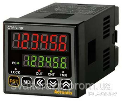 Программируемый счетчик-таймер CT6S-1P2 Autonics