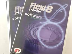 Программное обеспечение для режущих полотёров Flexi 8