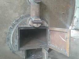 Производим древесный уголь charcoal Forest Energy