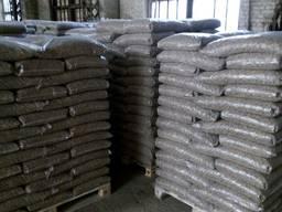 Пеллеты от производителя (сосна 100%) 6мм