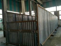 Производим и модернизируем кузова зерновозов, контейнера