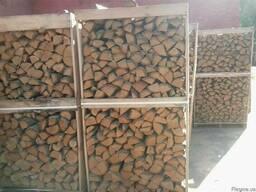 Производим и продаём на экспорт дрова колотые из ольхи