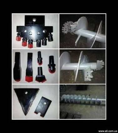 Производим и реализуем буровой инструмент к БКУ, БМ, БКМ, МРК.