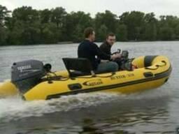 Производим и реализуем надувные моторные лодки Captain ПВХ