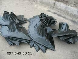 Производим лапы №133767А1 флексикойл