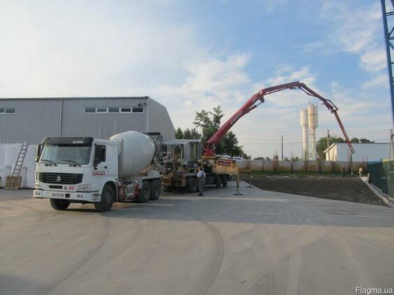Бетон производим бетон маленький