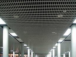 Купить потолок грильято во Львове