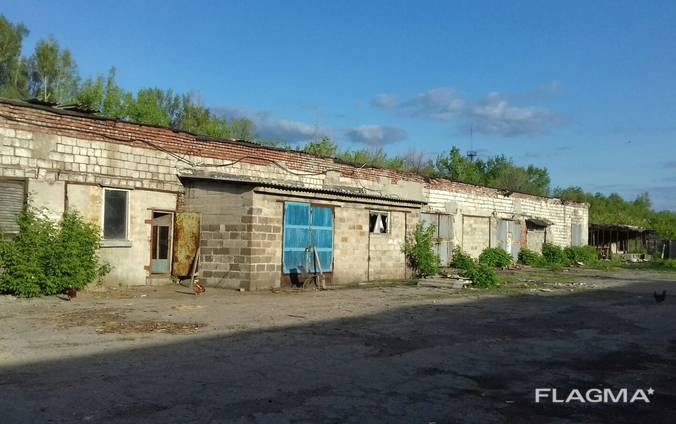 Производственная база 1000 м. кв, Макеевка