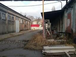 Производственно-складская база 1200 кв. м. начало пр. Правды