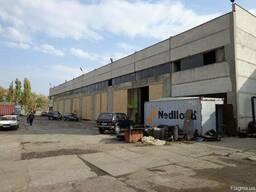Производственно-складская база. Одесса, р-н промрынка 7-й км