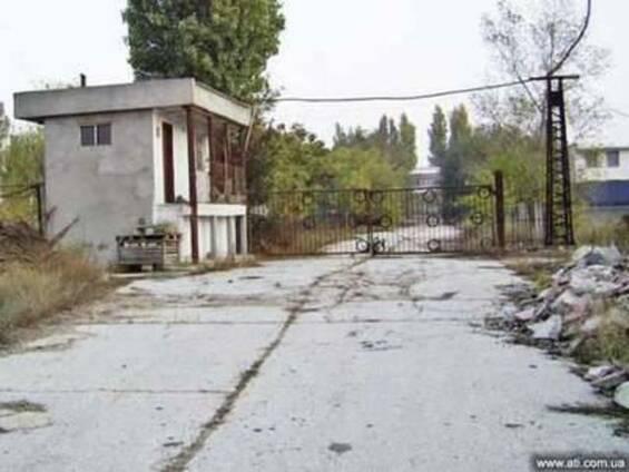 Производственно-складская база в г. Красноперекопск