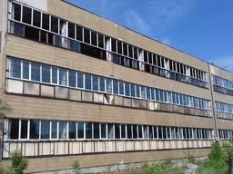 Производственно-складской комплекс 8600 м. кв. Макеевка