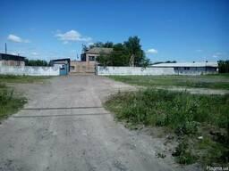 Производственно-складской комплекс в Черниговской обл.