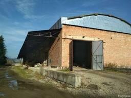 Производственное помещение ( 1700 кв. м. )