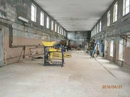 Производственный комплекс-завод.