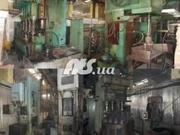 Производственный комплект оборудования с оснасткой для произ
