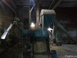 Производство брикета, сепарация зерновых