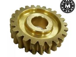 Производство червячной шестерни под заказ