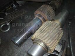 Производство деталей для грануляторов ОГМ 1, 5