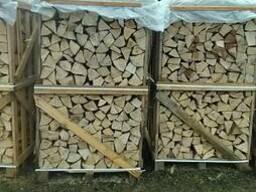 Производство дров из бука и пиломатериалы
