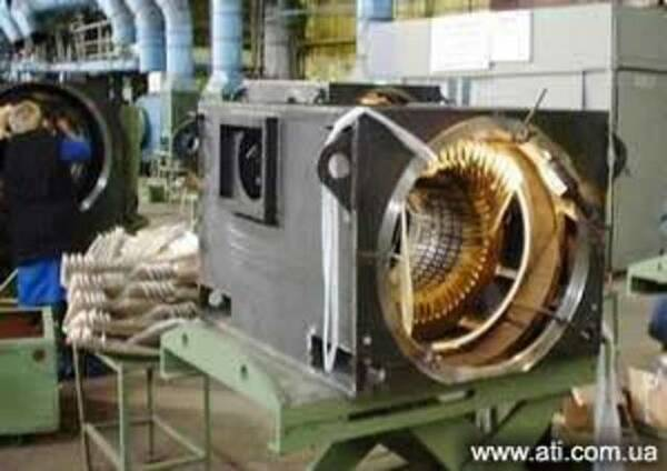 Производство и модернизация электродвигателей