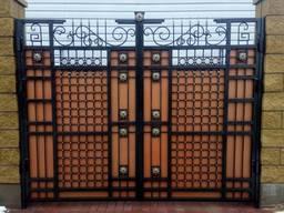 Ворота металлические Кривой Рог